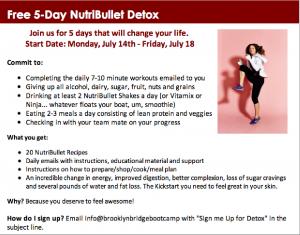 free detox
